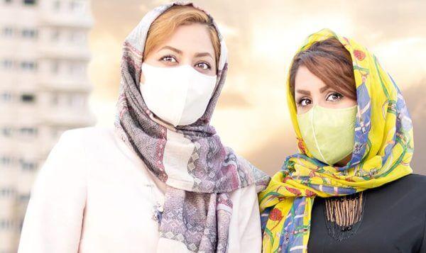 ماسک بزرگسالان نانوکسین