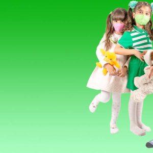 ماسک کودک نانوکسین